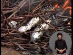 テレビ出演リポート(TV埼玉 2004.10.1放送)